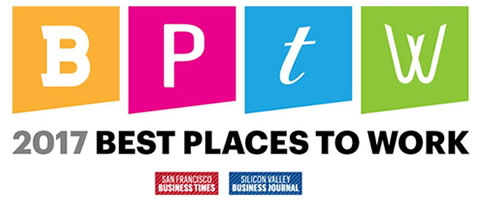 Best Places to Work Award Winner for years: 2010, 2011, 2012, 2013, 2014, 2016 & 2017