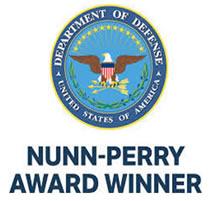 Nunn-Perry Award, 2018